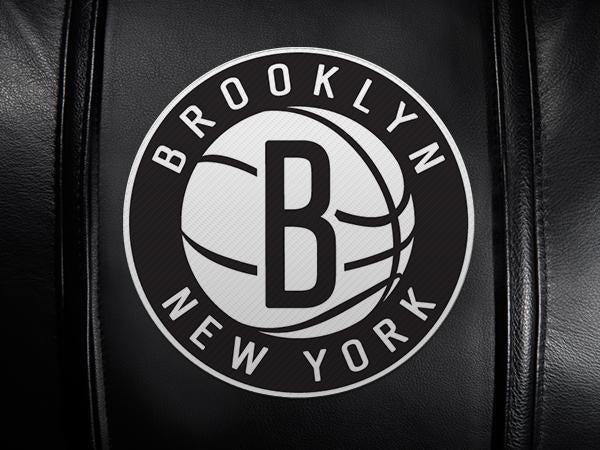 Brooklyn Nets Secondary Logo Panel For Stealth Recliner