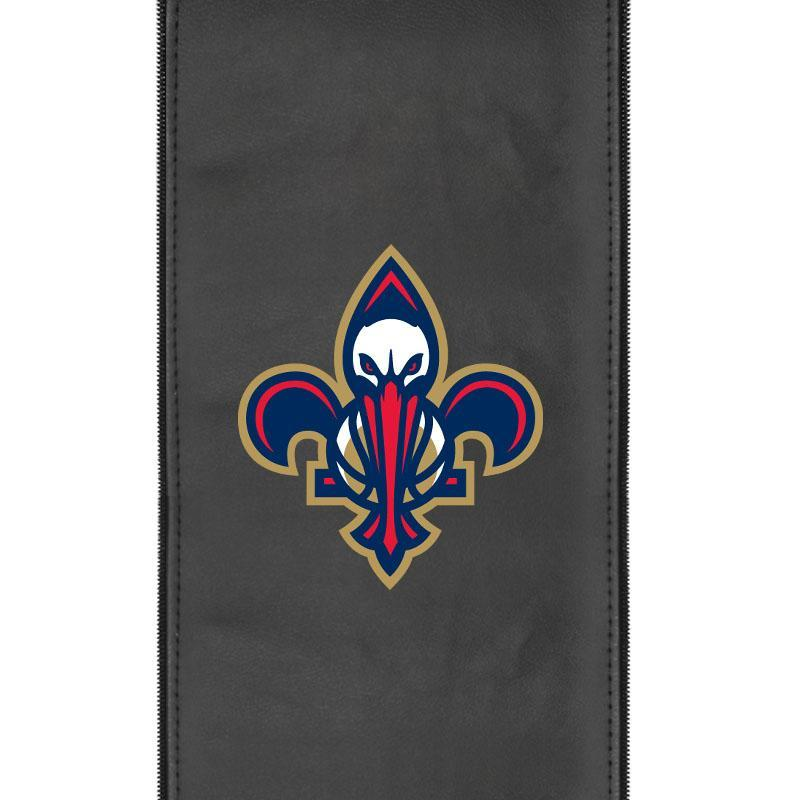 New Orleans Pelicans Secondary Logo Panel For Stealth Recliner