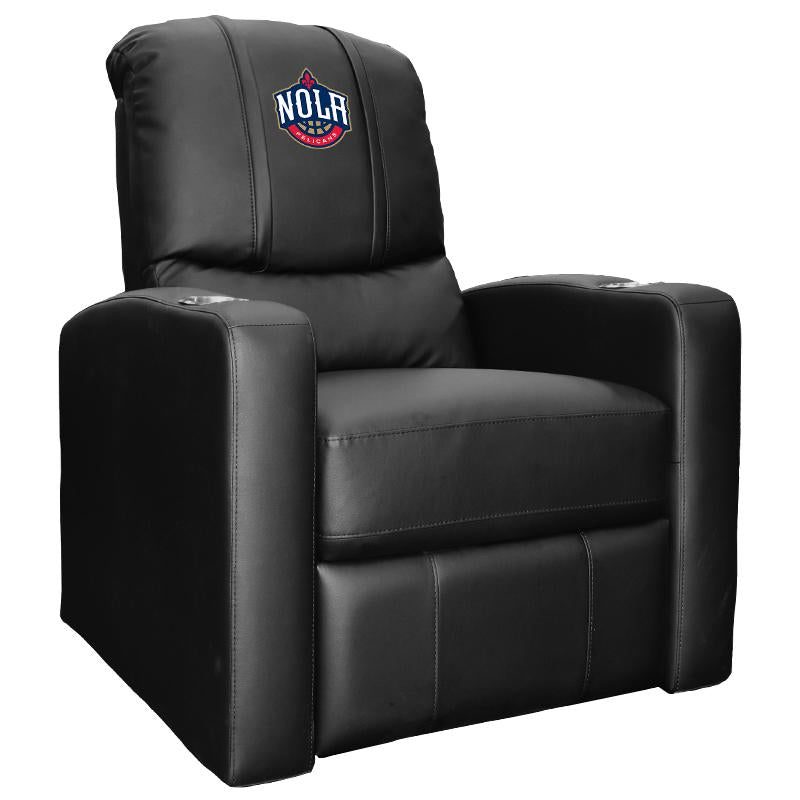 Stealth Recliner with New Orleans Pelicans Nola