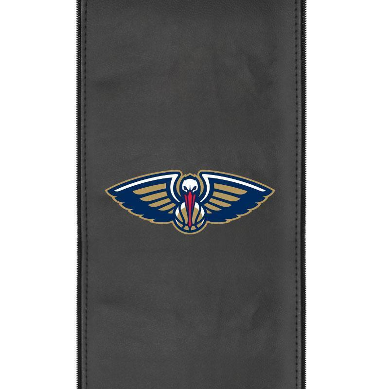 New Orleans Pelicans Primary Logo Panel For Xpression Gaming Chair Only