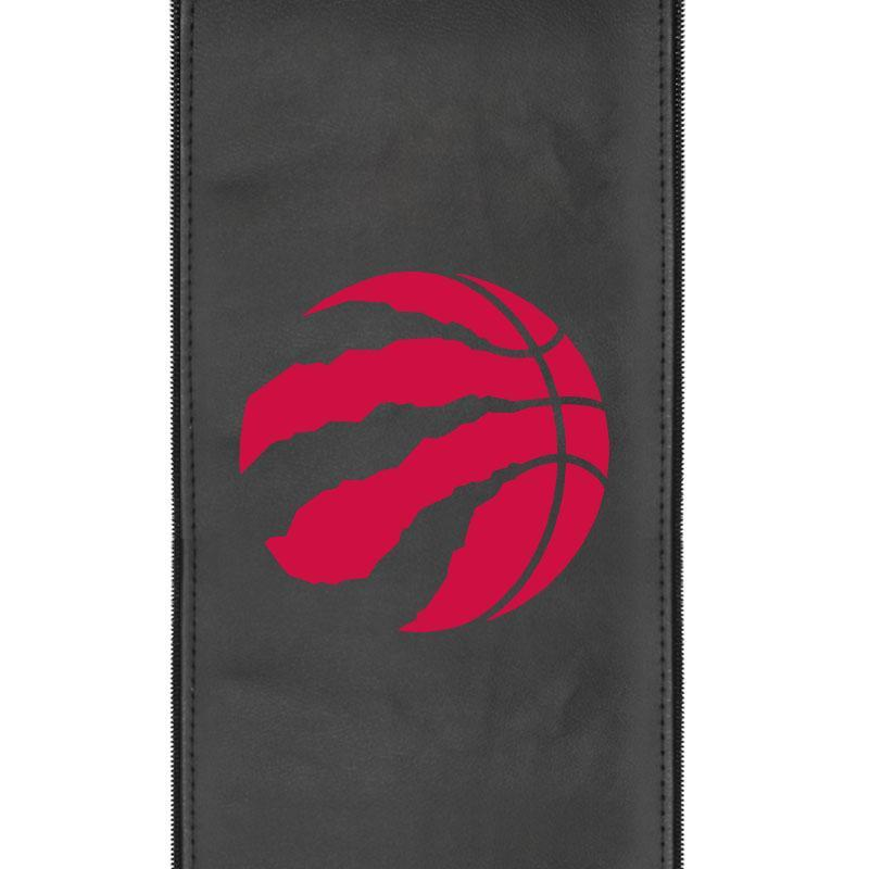 Toronto Raptors Primary Red Logo Panel For Stealth Recliner