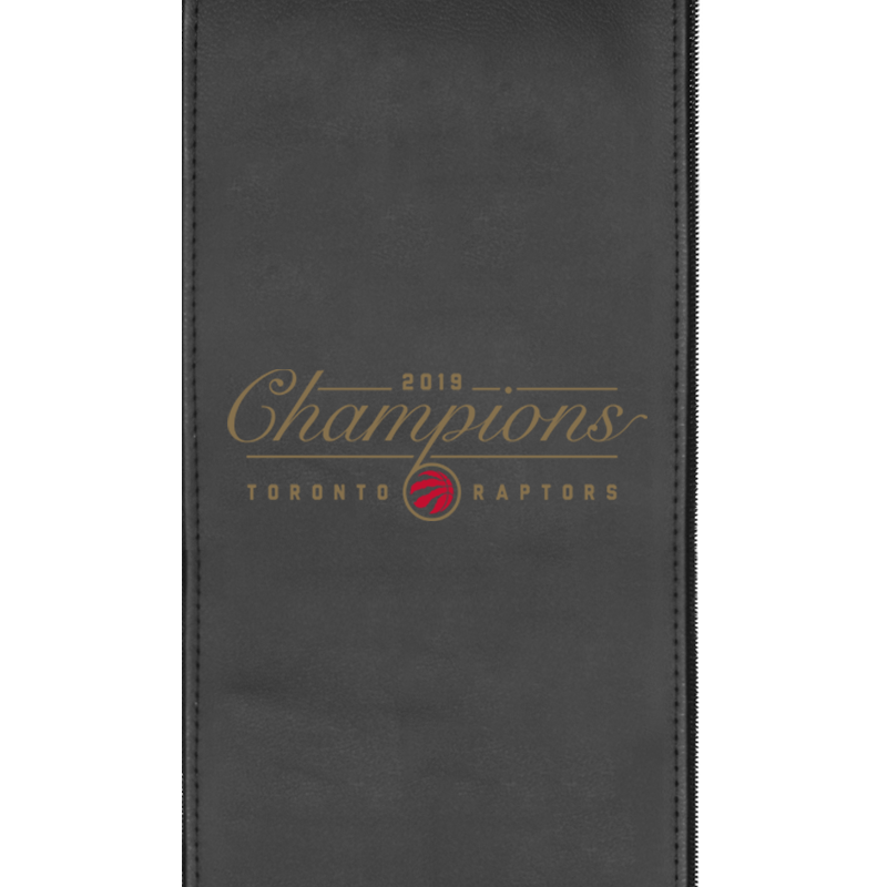 Toronto Raptors Primary 2019 Champions Alternate Logo Panel