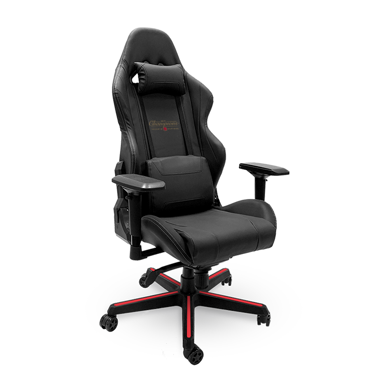 Xpression Gaming Chair with Toronto Raptors Primary 2019 Champions Alternate Logo