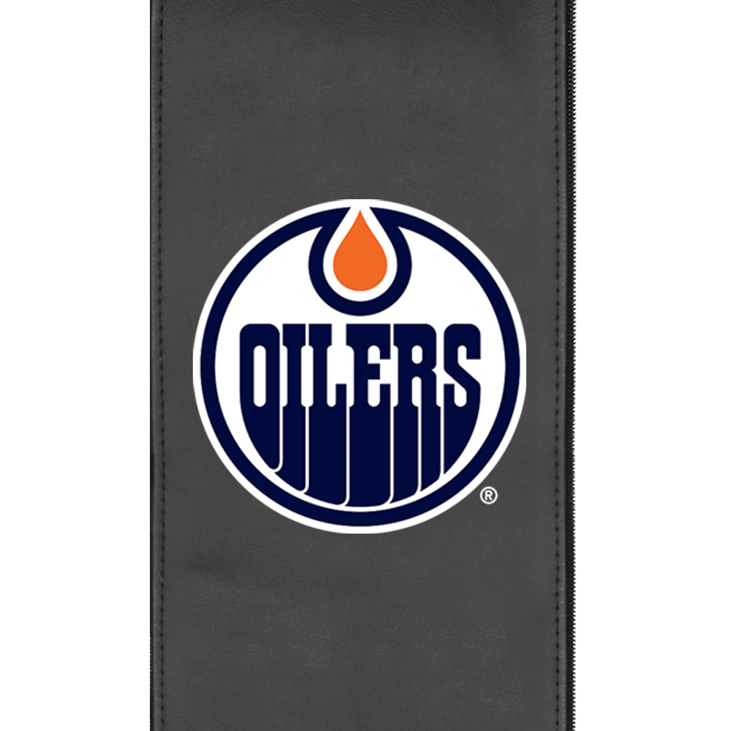 Edmonton Oilers Logo Panel For Stealth Recliner
