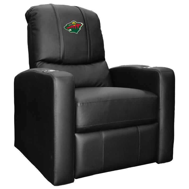 Stealth Recliner with Minnesota Wild  Logo