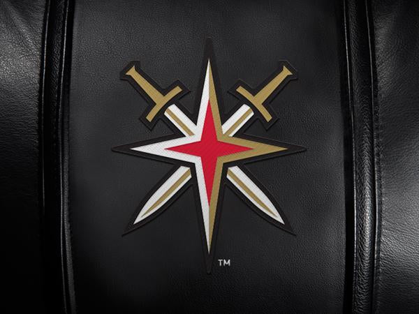 Vegas Golden Knights Secondary Logo Panel For Stealth Recliner