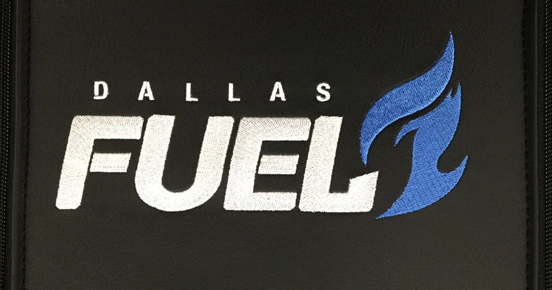 Dallas Fuel Stealth Recliner with Logo