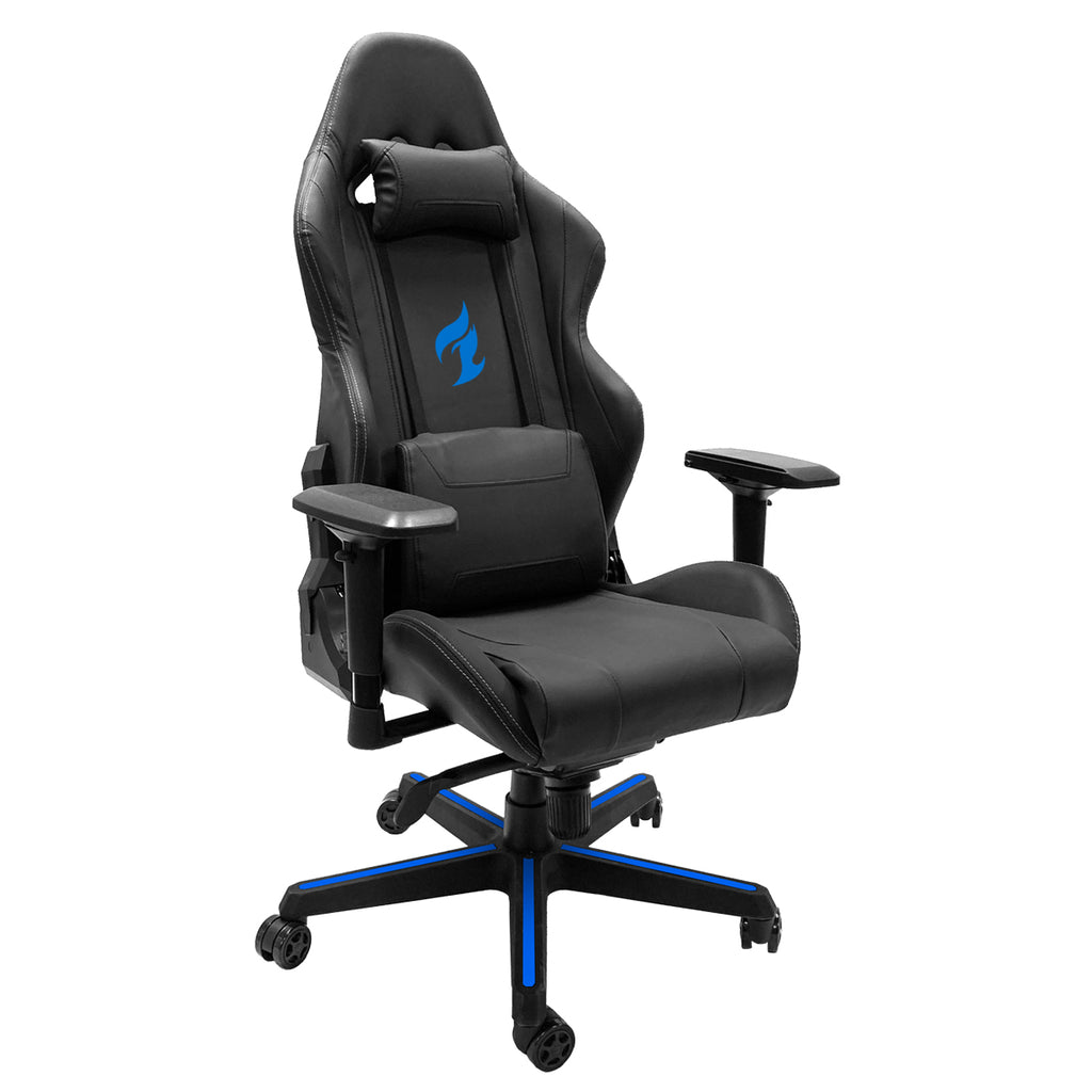 Xpression Gaming Chair with Dallas Fuel Icon Logo