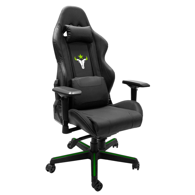 Game Rocker 100 with Houston Outlaws Logo