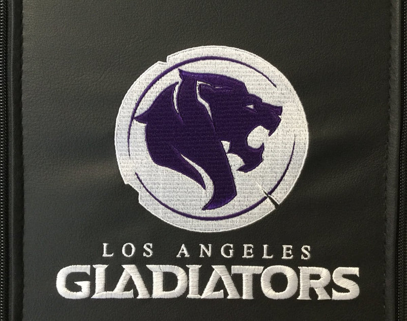 Los Angeles Gladiators Logo Panel fits Xpression Only