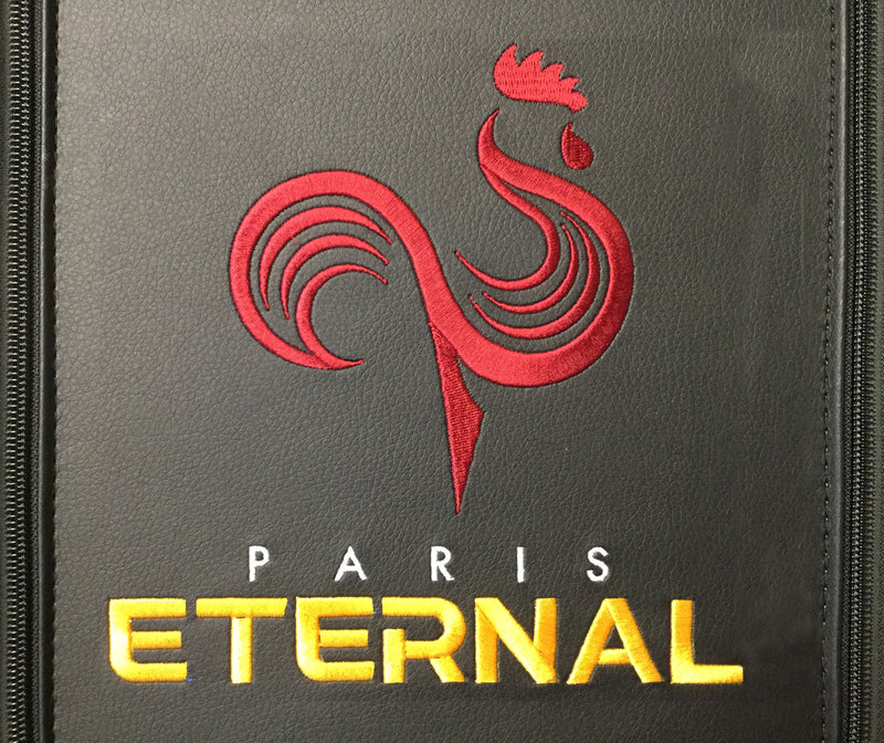 Paris Eternal Xpression Gaming Chair with Logo