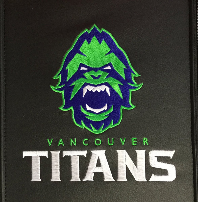 Vancouver Titans Logo Panel fits Xpression Only