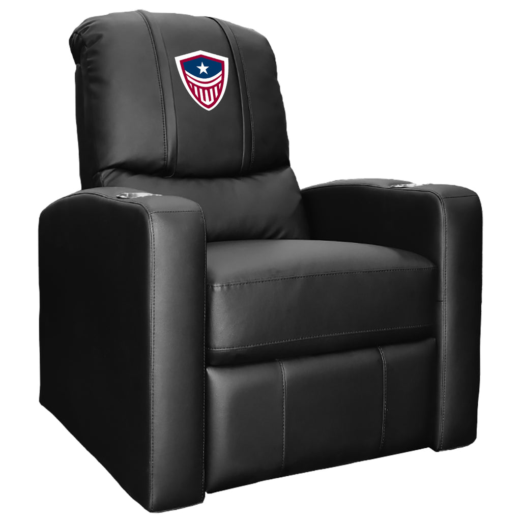 Washington Justice Icon Stealth Recliner with Logo