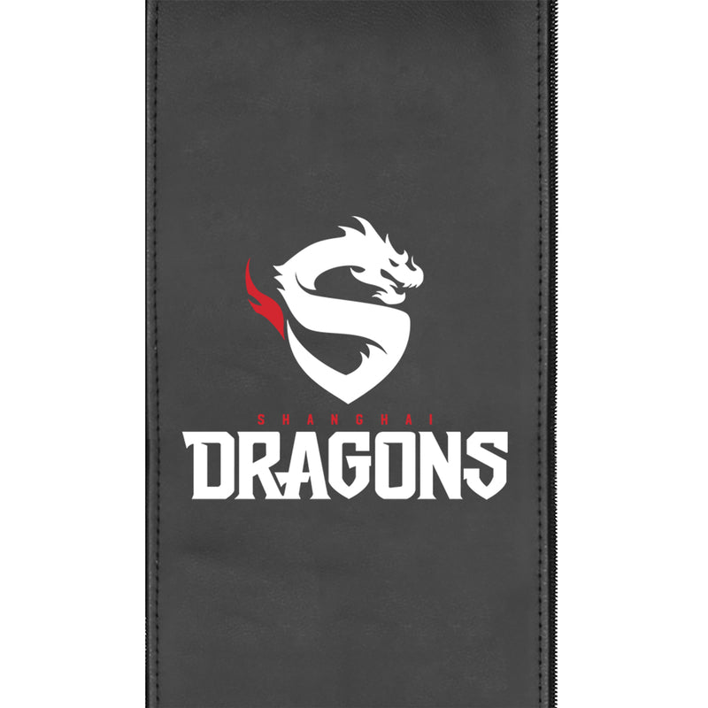 Shanghai Dragons Logo Panel fits Stealth & Game Rocker