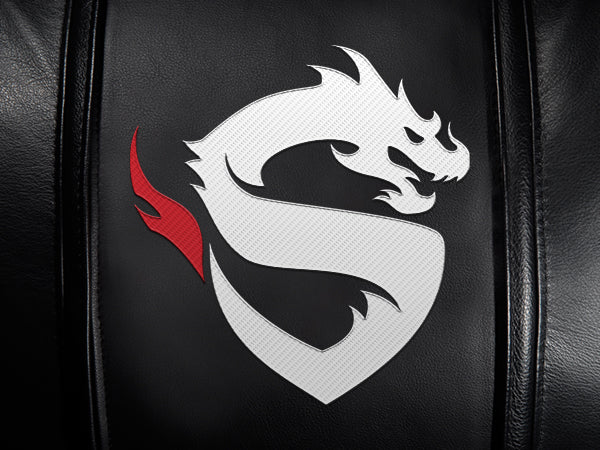 Shanghai Dragons Icon Logo Panel fits Stealth & Game Rocker