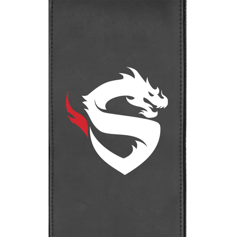 Shanghai Dragons Icon Logo Panel fits Xpression Only