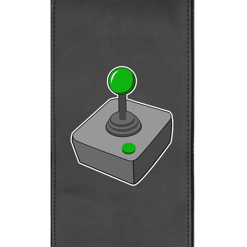 Retro Joystick Gaming Logo Panel for Xpression Gaming Chair