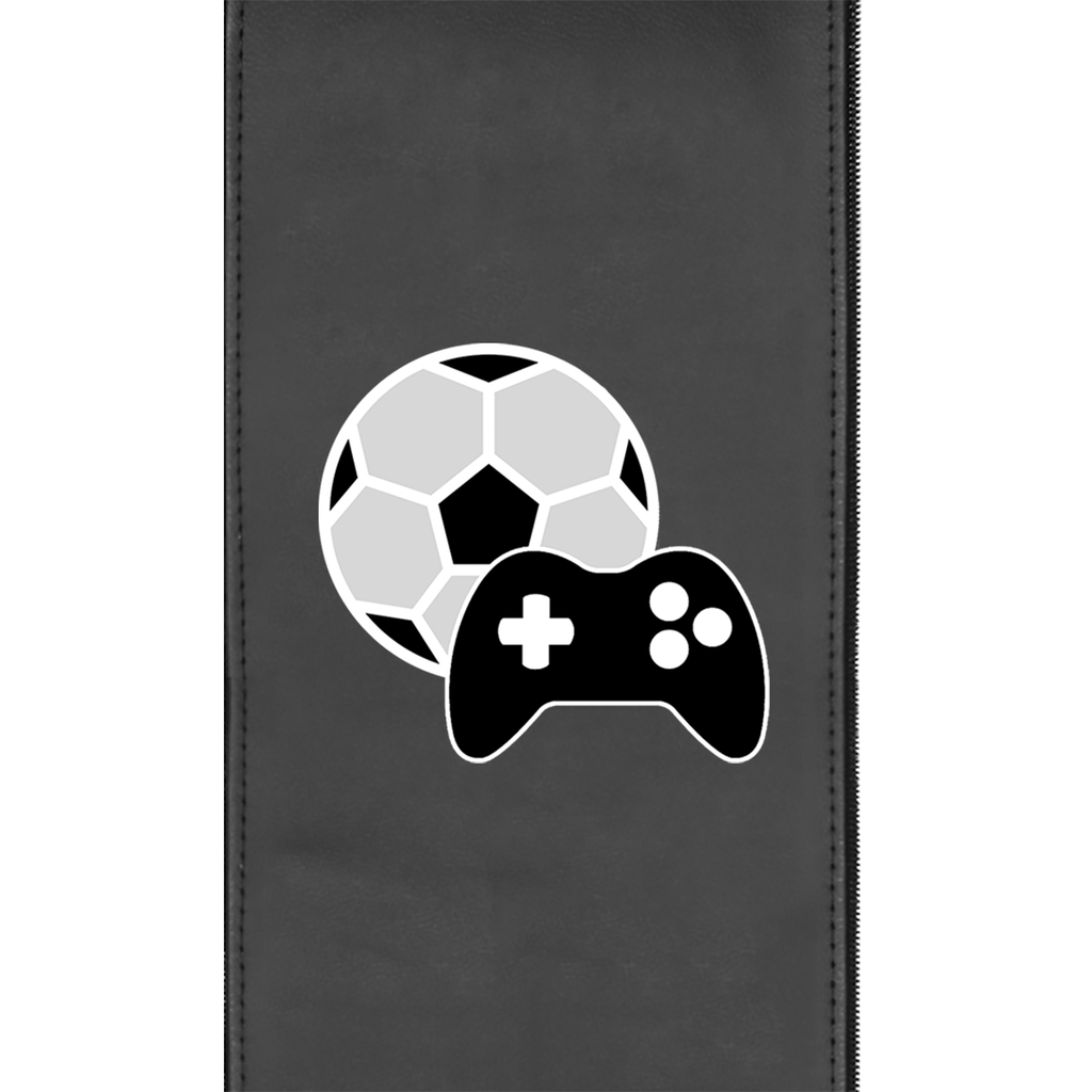 Soccer Game Logo Panel for Xpression Gaming Chair