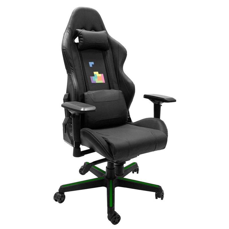 Xpression Gaming Chair with Building Blocks Logo Panel