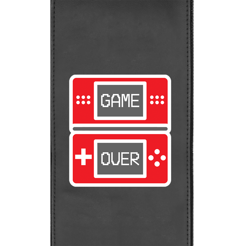 Game Over Logo Panel for Xpression Gaming Chair