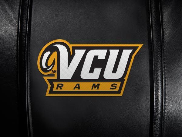 Virginia Commonwealth Rams Logo Panel For Xpression Gaming Chair Only