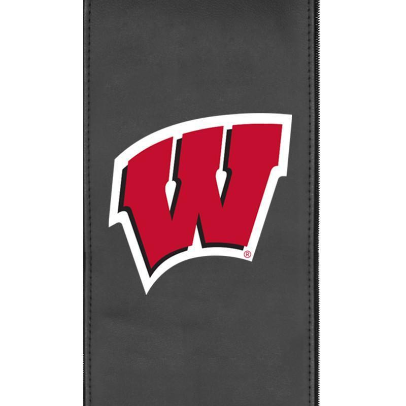 Wisconsin Badgers Logo Panel For Xpression Gaming Chair Only