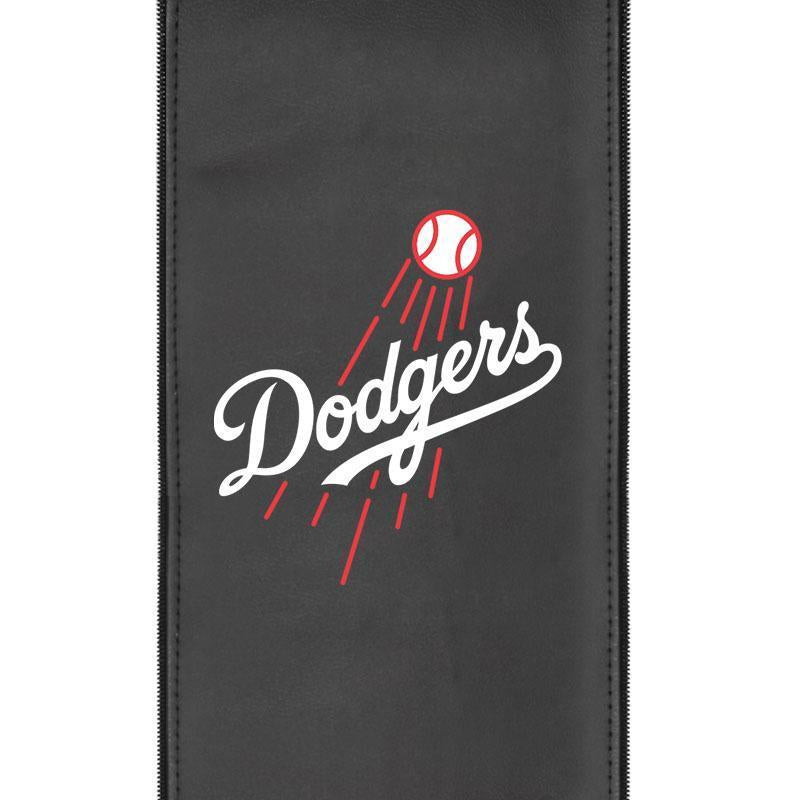 Los Angeles Dodgers Logo Panel For Xpression Gaming Chair Only
