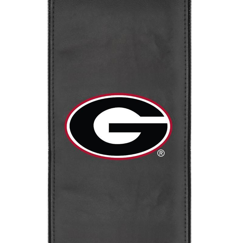 Georgia Bulldogs Logo Panel For Xpression Gaming Chair Only