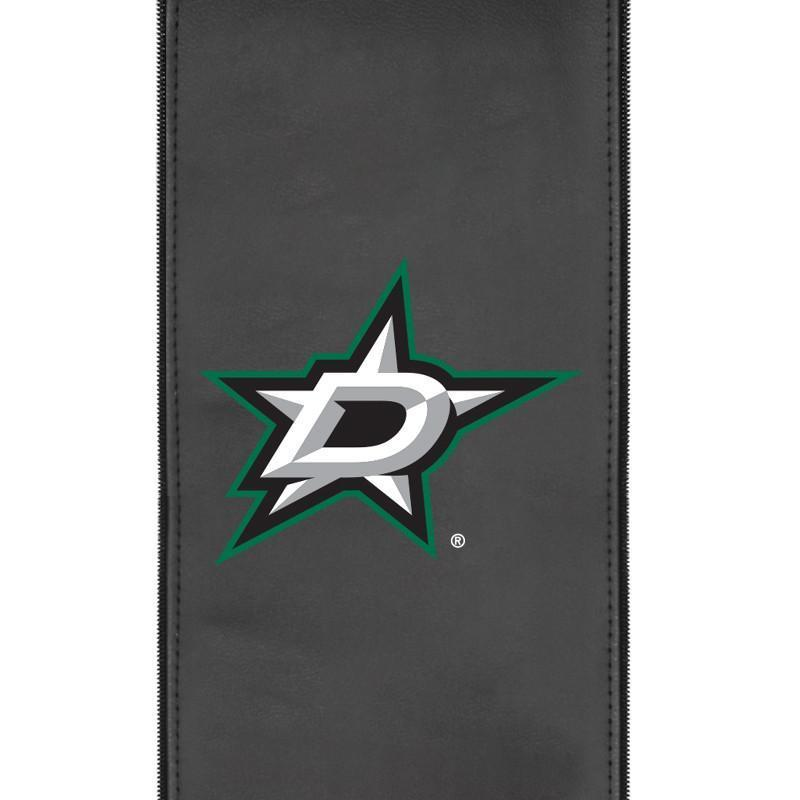 Dallas Stars Logo Panel For Xpression Gaming Chair Only