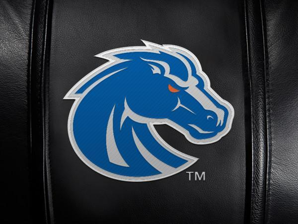 Boise State Broncos Logo Panel For Xpression Gaming Chair Only