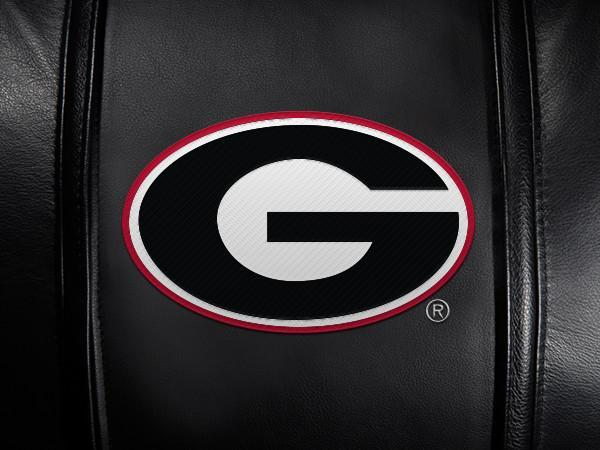 Georgia Bulldogs Logo Panel For Stealth Recliner