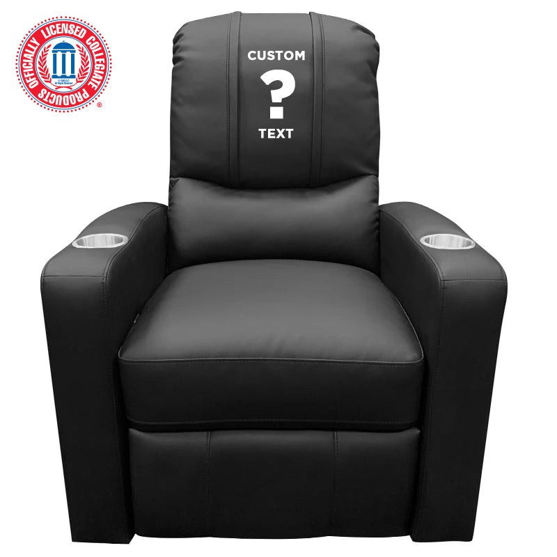 NHL Personalized Stealth Recliner