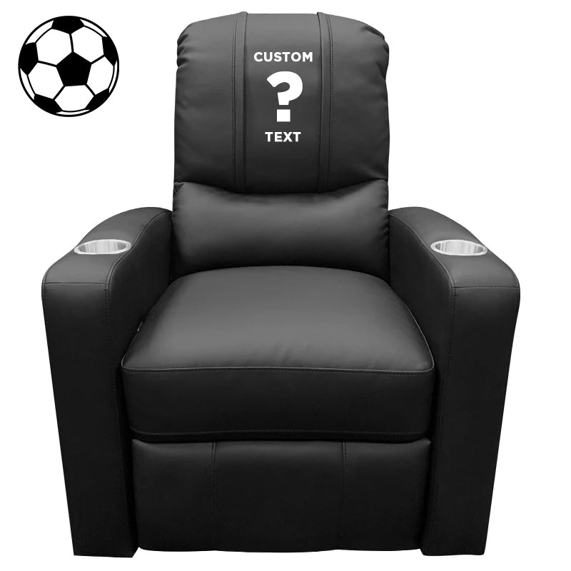 English Premier League Personalized Stealth Recliner