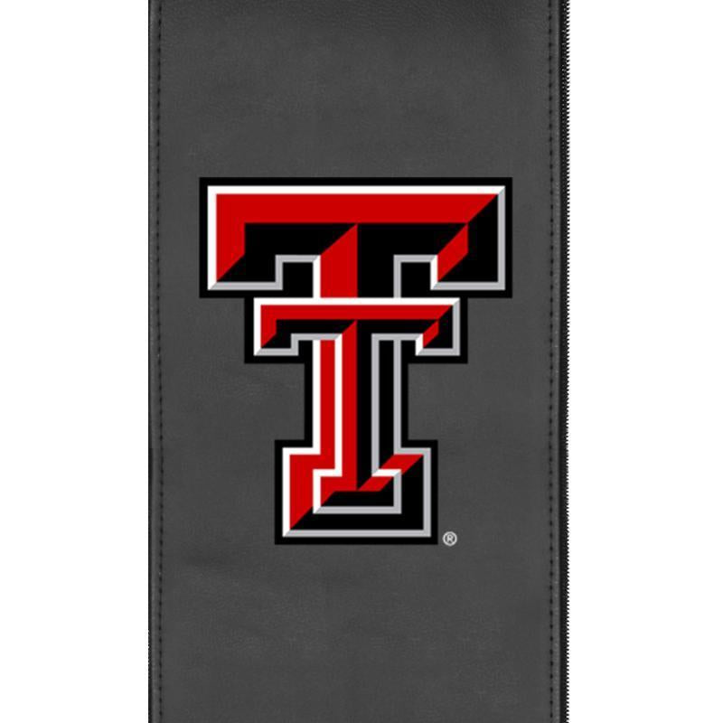 Texas Tech Red Raiders Logo Panel For Xpression Gaming Chair Only
