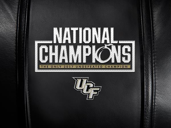 Central Florida UCF Knights Champions Logo Panel For Xpression Gaming Chair Only
