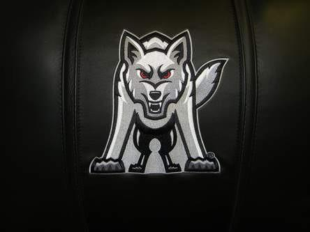 South Dakota Coyotes with Emblem Xpression Gaming Chair with Logo