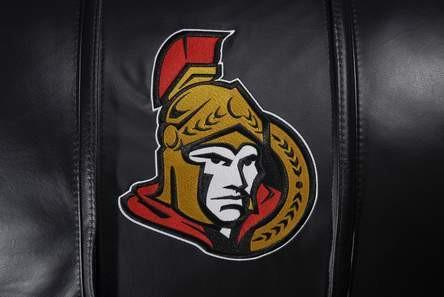 Ottawa Senators Logo Panel For Xpression Gaming Chair Only