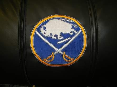 Stealth Recliner with Buffalo Sabres Logo