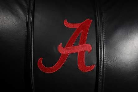 Alabama Crimson Tide Red A