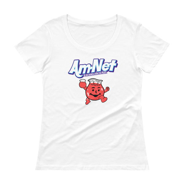 """Kool-Aid"" Ladies' Scoopneck T-Shirt"