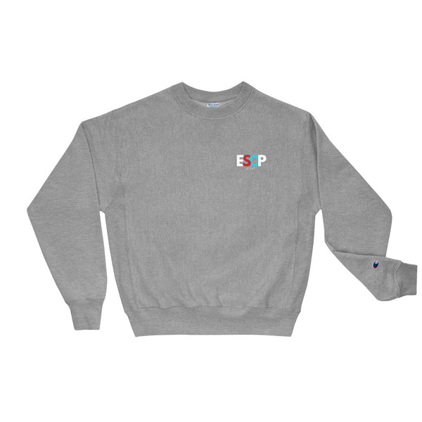 """ESOP"" Champion Sweatshirt by AMNET ESOP"