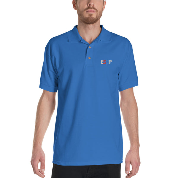 ESOP Embroidered Men's Polo