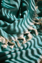 Load image into Gallery viewer, Herringbone Blanket/Throw