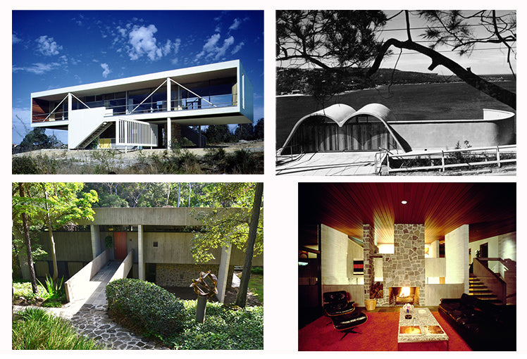 Harry Seidler early years