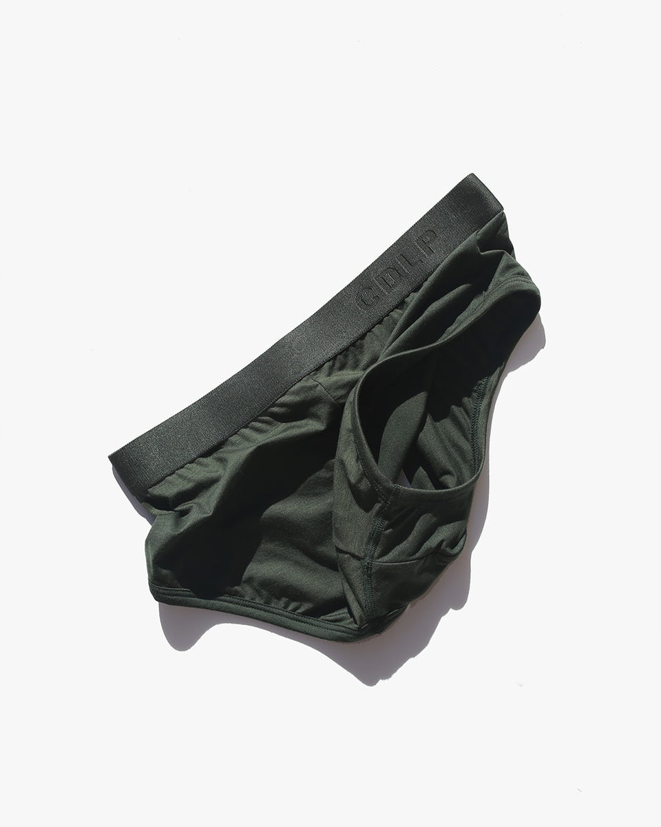 CDLP Underwear | Y-Brief | Army Green