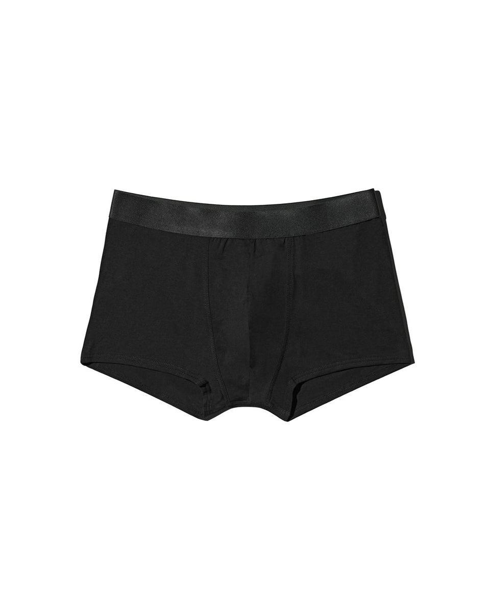 CDLP Underwear | Boxer Trunk | Black