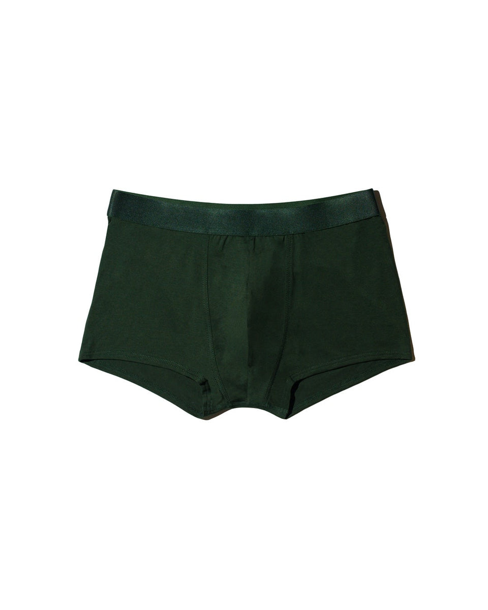 CDLP Underwear | Boxer Trunk | Army Green