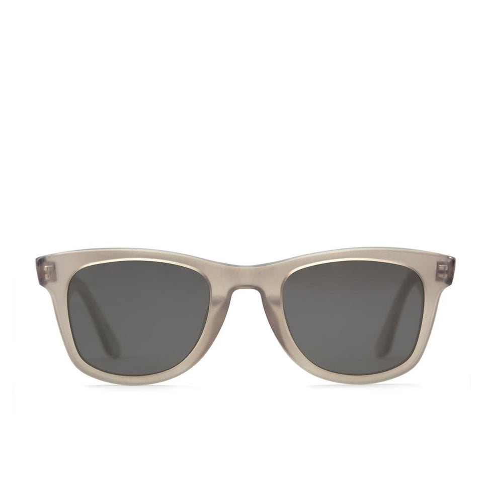 Krewe du Optic Charles Matte Brume Polarized front view
