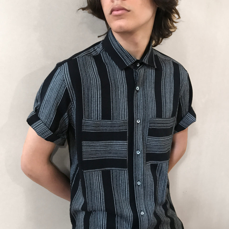 Heat S/S Shirt | Stripe