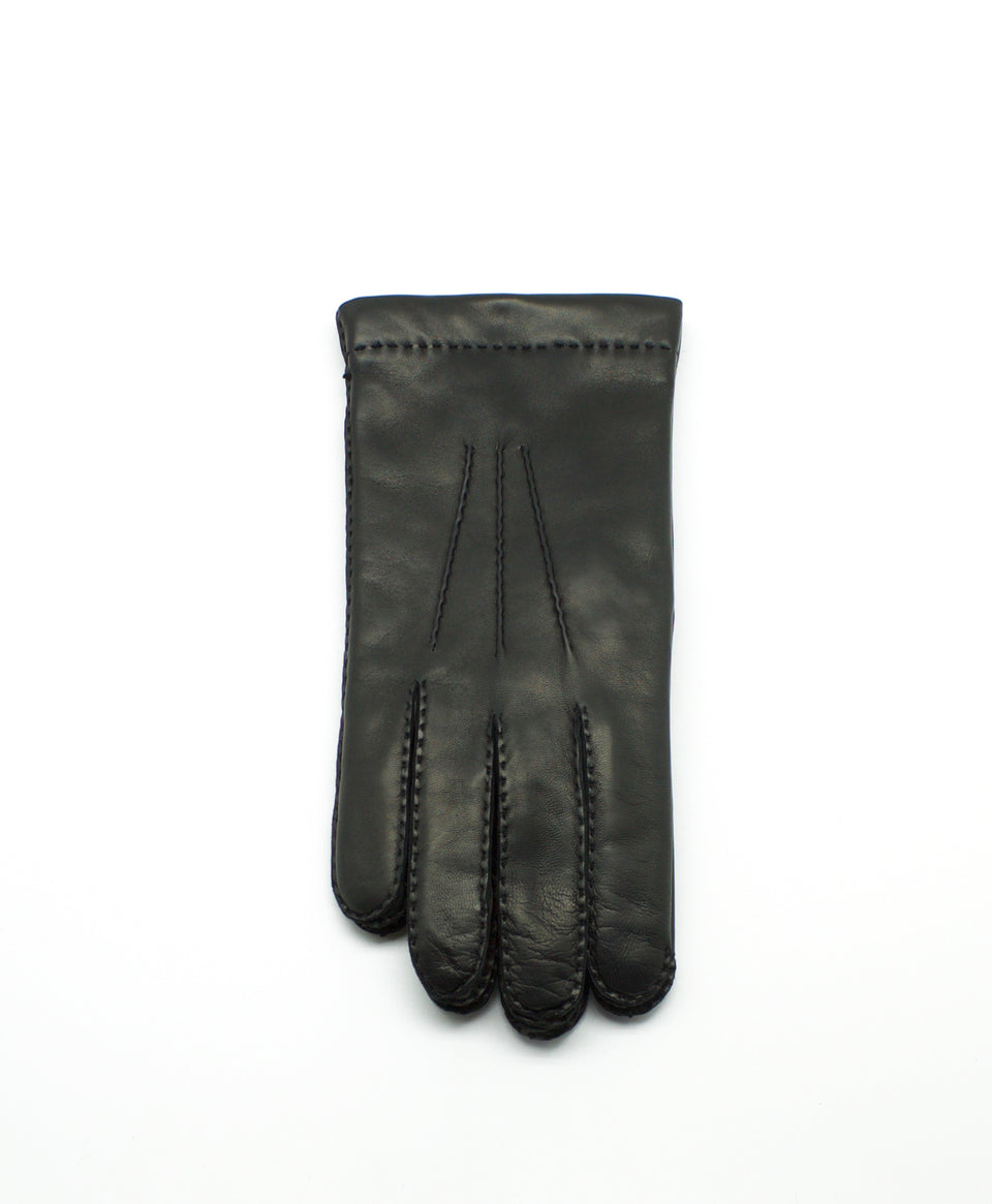 Merola Gloves | Nappa-Cashmere lined | Black